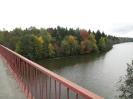 Мост через реку Дубна